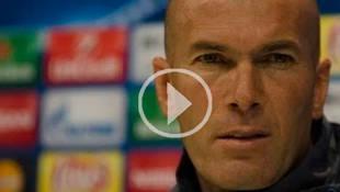 Zidane pide