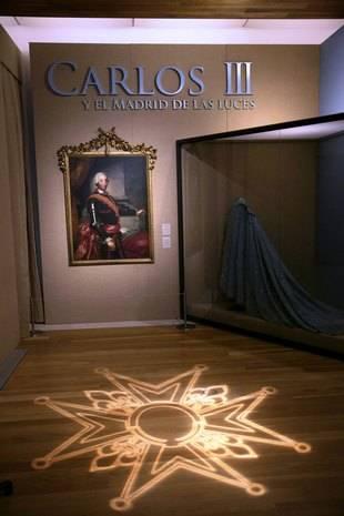 Exposición Carlos III en el Museo de Historia