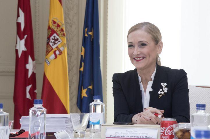 Cristina Cifuentes ha pedido su expediente académico a la URJC.