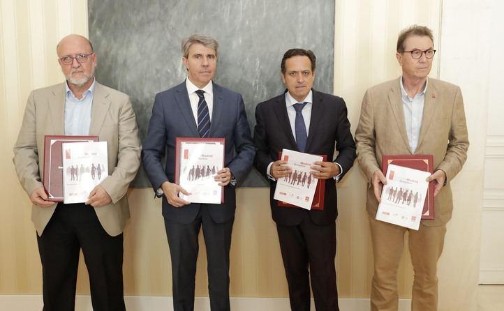 Un cheque-formación y ayudas a colectivos vulnerables, entre las nuevas medidas para fomentar el empleo en la región