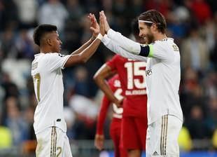 Rodrygo se erige en la nueva estrella blanca en una goleada terapéutica (6-0)