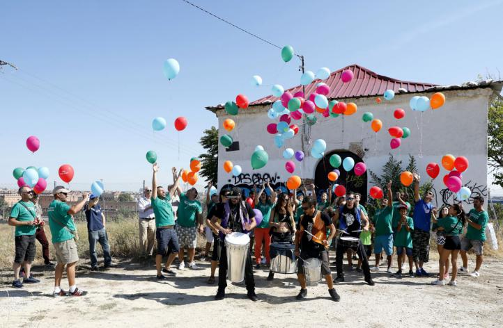 Asociación de Vecinos Santa Ana de Fuencarral.