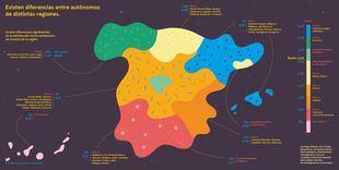 Madrid, entre los lugares de España con los autónomos más satisfechos