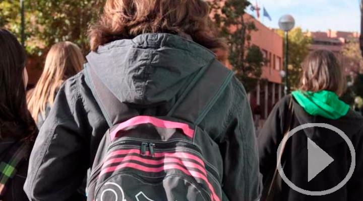 La Comunidad detectó un 160% más de casos de acoso escolar el pasado curso