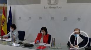 Acuerdo de Gobierno y CCAA para relajar la distancia entre alumnos