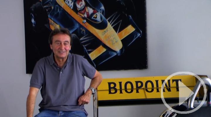Muere el expiloto de Formula 1 Adrián Campos