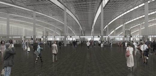 Sacyr construirá el edificio que unirá las terminales 1 y 2 del aeropuerto de Tenerife Sur