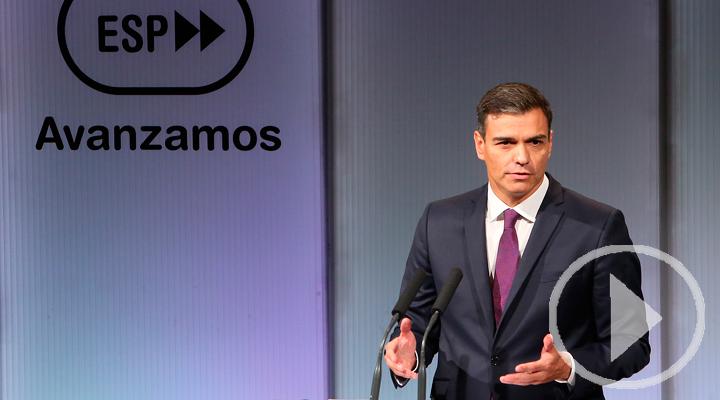 El fin de los aforamientos anunciado por Sánchez