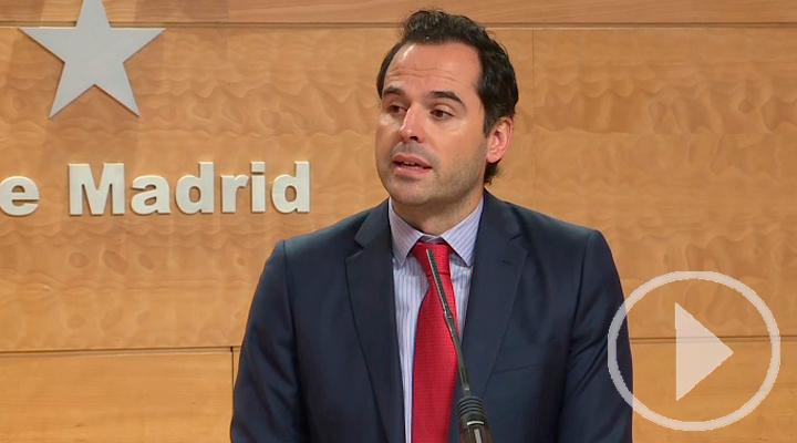 Aguado disconforme con el nombramiento de Rodríguez