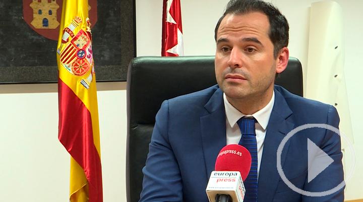 Ignacio Aguado defiende la gestión de Telemadrid