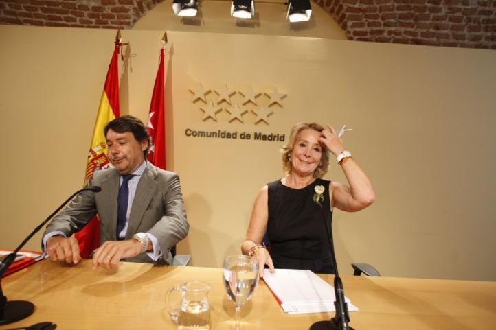 La sociedad que creó Aguirre para gestionar los derechos del fútbol perdió casi 60 millones