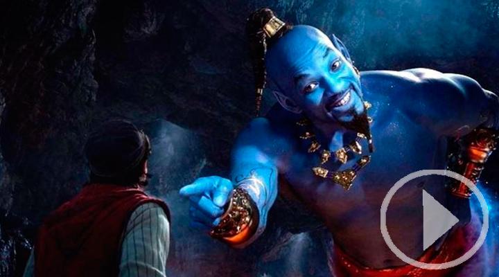 La nueva adaptación de Aladdin llega a las carteleras