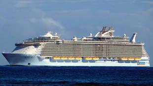 Allure of the Seas, el barco m�s grande del mundo