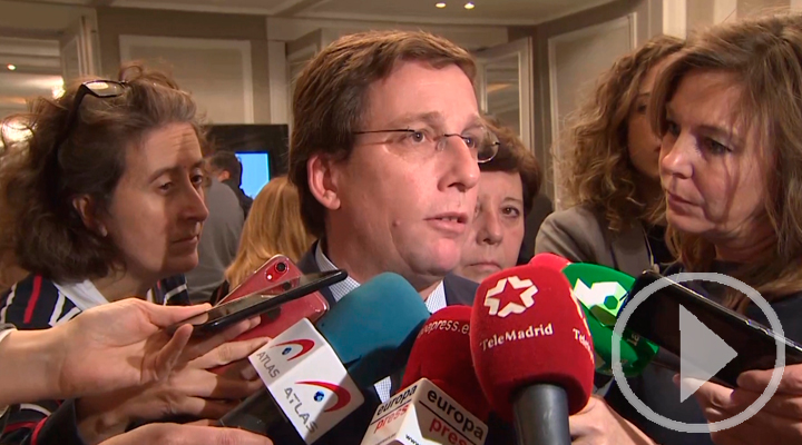 Almeida cree que el Gobierno busca
