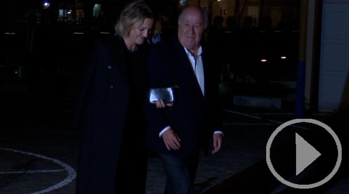 Juan Roig, Amancio Ortega y su hija en la lista Forbes