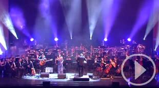 Amaral y la Banda Sinfónica Municipal de Madrid en concierto desde el Teatro Real