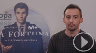 Alejandro Amenábar: 'En España tenemos una crisis con nuestra identidad'