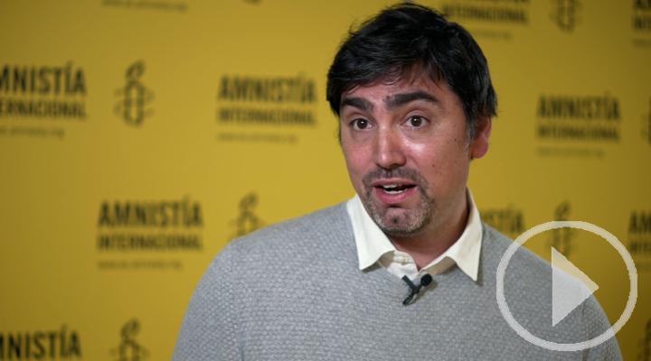 Amnistía denuncia