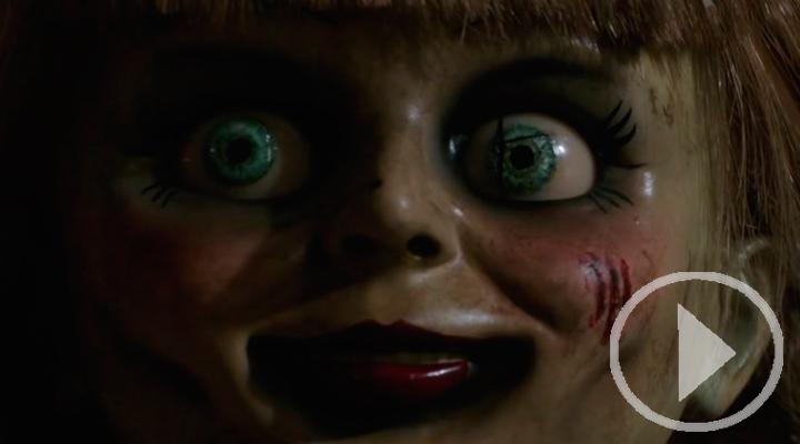 Annabelle, la muñeca más diabólica regresa al cine