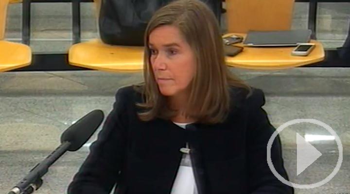 Esta ha sido la declaración de Ana Mato en la Audiencia Nacional