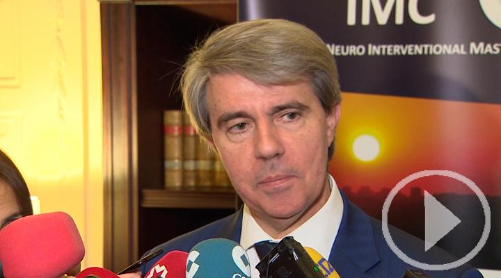 Garrido reconoce que todos esperan la decisión de Casado