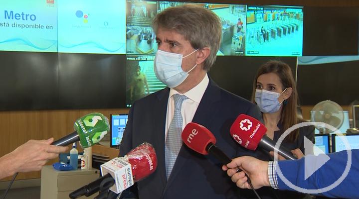 Madrid tendrá el 100% de su transporte público a partir del 21 de junio