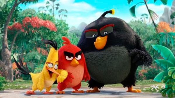 Angry Birds, la esperada película del videojuego más descargado del App Store