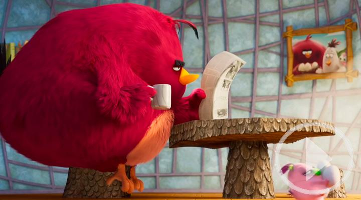 Estrenos de cine: 'Angry Birds 2' y 'Chicos Buenos'