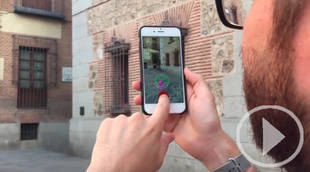 Si a estas alturas no sabes lo que es Pokémon Go, te lo enseñamos