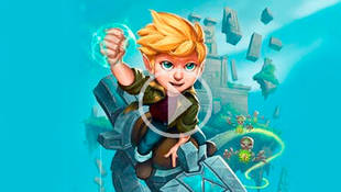 Arcade Land, el primer videojuego español adaptado para niños y jóvenes con parálisis cerebral