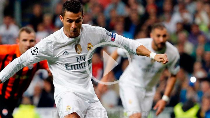 Cristiano Ronaldo gana el Balón de Oro de Facebook