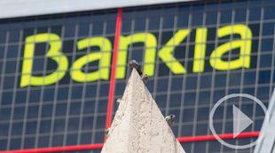 Bankia gana 744 millones de euros hasta septiembre