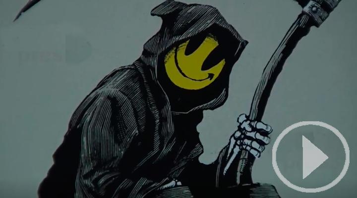 El arte urbano de Banksy sale de las calles para tomar Ifema