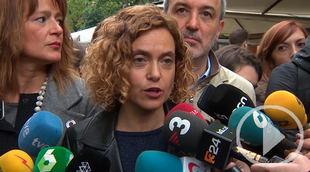 Sánchez propone a Batet para presidir el Congreso y Manuel Cruz para el Senado
