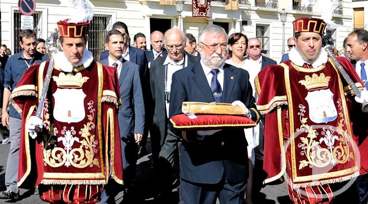 Alcalá de Henares celebra su día más importante, con la conmemoración del bautismo de Cervantes