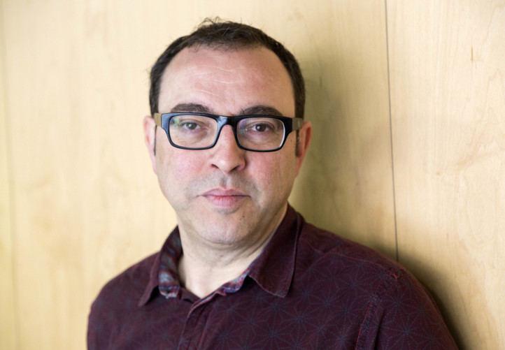 El autor y director Sergi Belbel