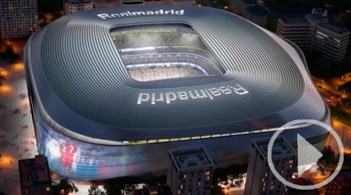 El Bernabéu y su