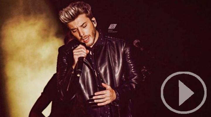 Blas Cantó pide ayuda para su canción de Eurovisión