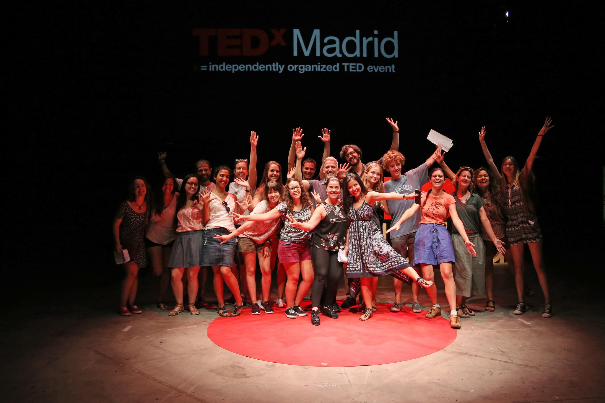 Blue BBVA apoya las ideas innovadoras a través del patrocinio del TEDxMadrid
