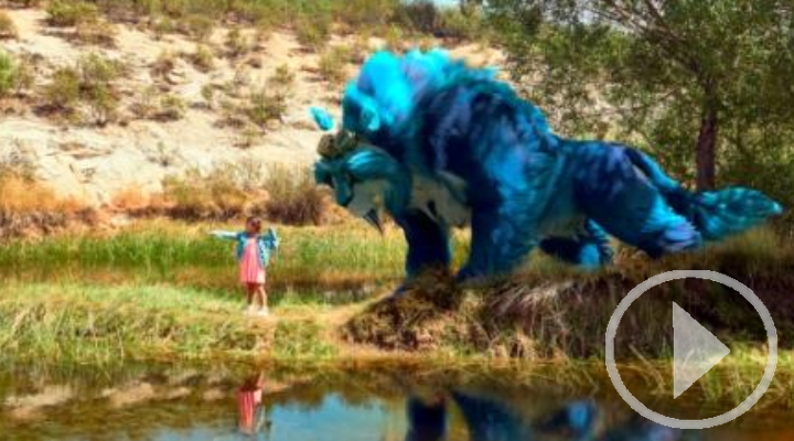 El corto animado Blue & Malone se estrena en abierto
