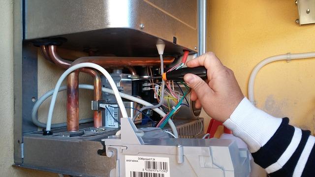 La importancia de un mantenimiento periódico de la caldera
