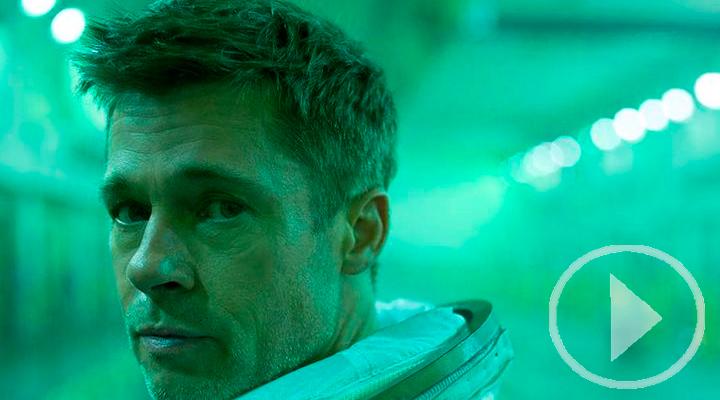 Cartelera: Brad Pitt se sumerge en el mundo espacial