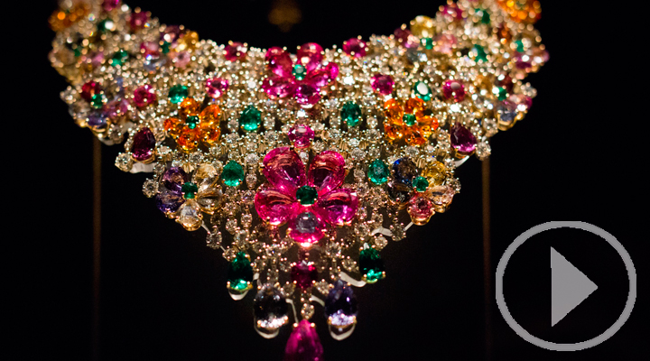 El Thyssen nos transporta a Roma a través de las joyas de Bulgari