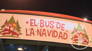 El Bus de la Navidad regresa con mayor seguridad