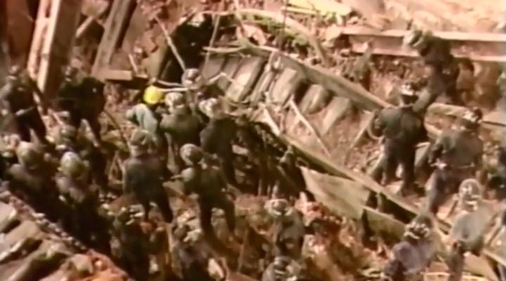 Se cumplen 32 años del incendio de los Almacenes Arias