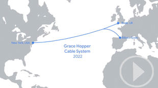 Un cable submarino unirá EEUU, Reino Unido y España