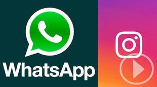 WhatsApp e Instagram con problemas de conexión