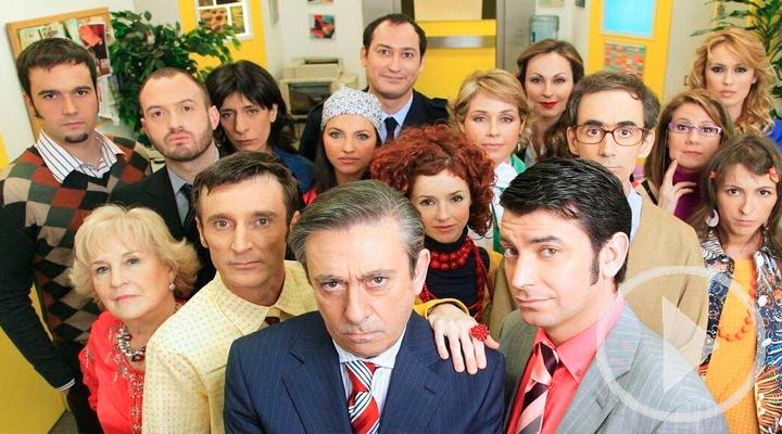 Los actores de Cámera Café regresan por la cuarentena