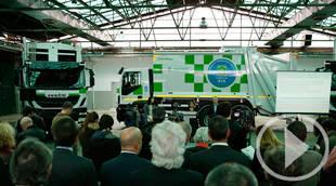 Así son los nuevos camiones de basura para mejorar la limpieza de la ciudad