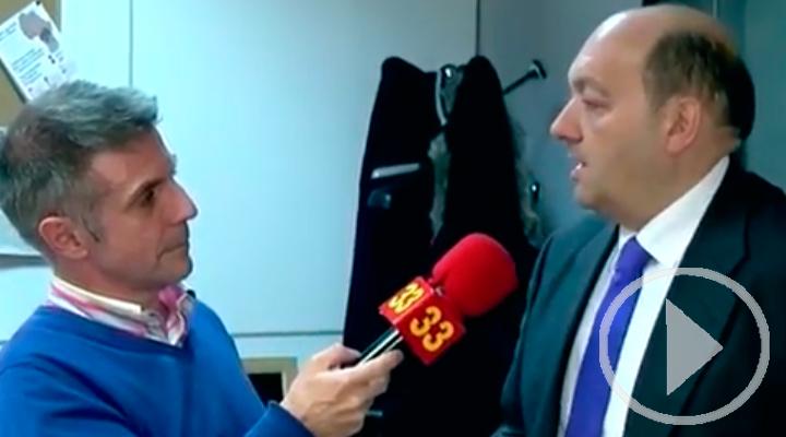 Canal 33 visita Madridiario y entrevista a Constantino Mediavilla